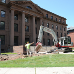 College Row Receives Safer Sidewalk Replacement