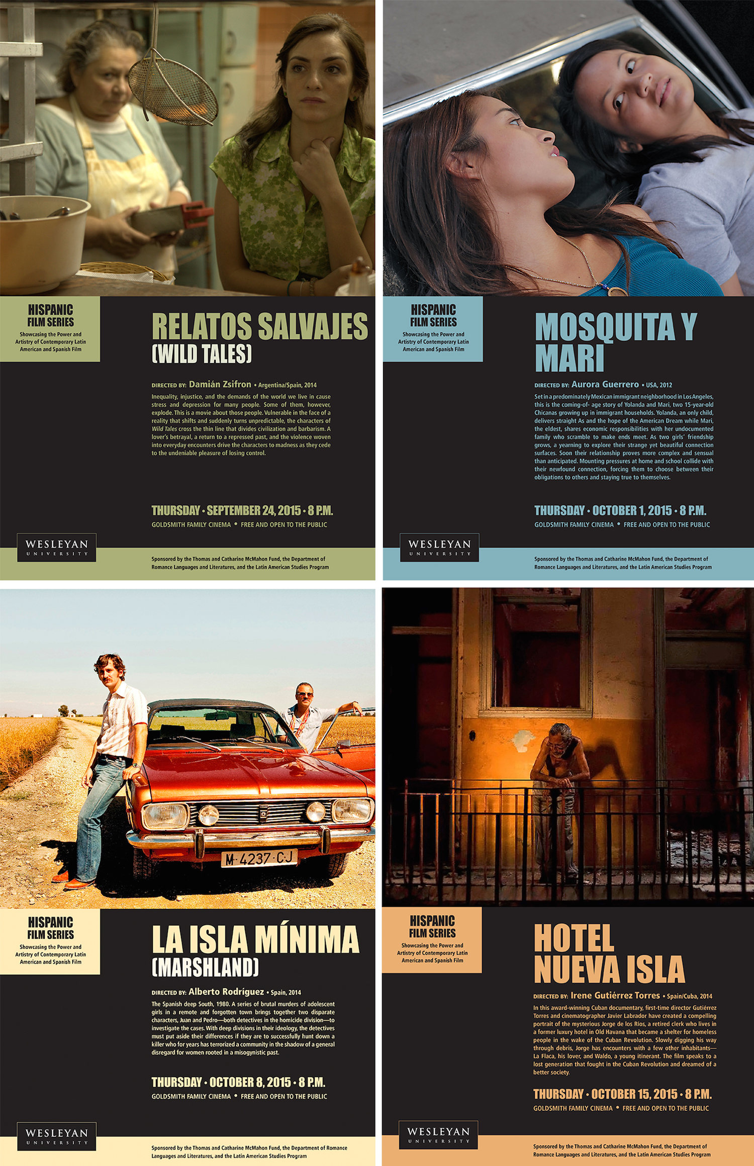 Hispanic Film Graphic