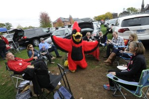 Support Wesleyan football as the Cardinals take on Middlebury College during Middletown Day. Tailgating will precede the  game. Kickoff is at 12:30 p.m.