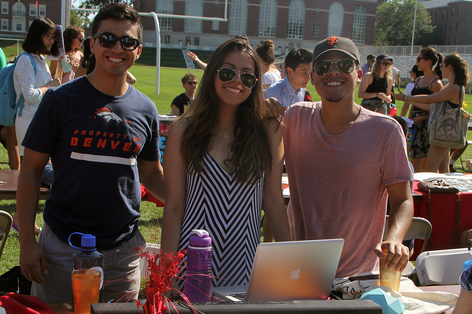 Ajua: Latino Student Association.