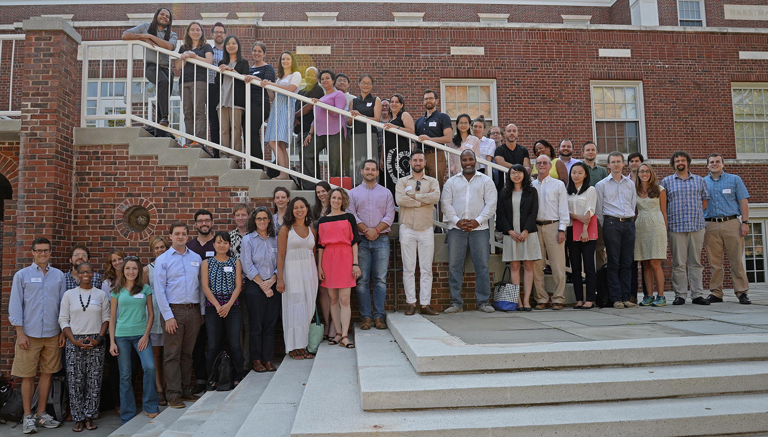 Wesleyan welcomes 57 new faculty this fall.