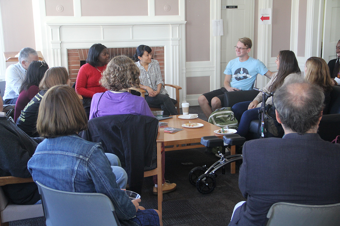 The Department of Romance Languages and Literatures (RL&L) hosted an open house Oct. 12.