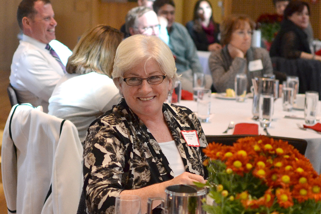 Elizabeth McCormick is celebrating 20 years in University Relations.