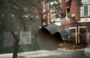 """4th & Fulton,"" 2012, from the portfolio Window Dressing. (Photo by Tom Goodman)"