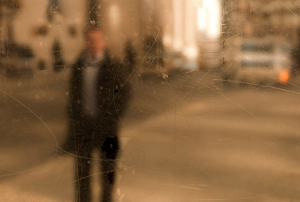 """Capital Man,"" 2011, from the portfolio Focal Points. (Photo by Tom Goodman)"