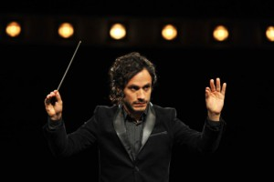 Gael Garcia Bernal in Mozart in the Jungle (Photo: Amazon)