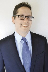 David Lubell '98, founder and executive director of Welcoming America