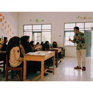 Max Bevilacqua '12 spent a year teaching English in Indonesia on a Fulbright. Elie Weisel's memoir, Night, proved a bridge to understanding between cultures.
