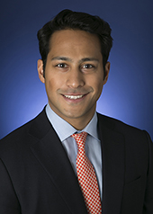 "Ramanan Sivalingam '10, vice president at Deutsche Bank, is on Forbes' ""30 under 30"" list in finance."