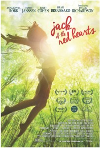 Jack of the Red Hearts, a new film by director Janet Grillo '80, will open in limited theatrical release on Feb. 26, 2016.