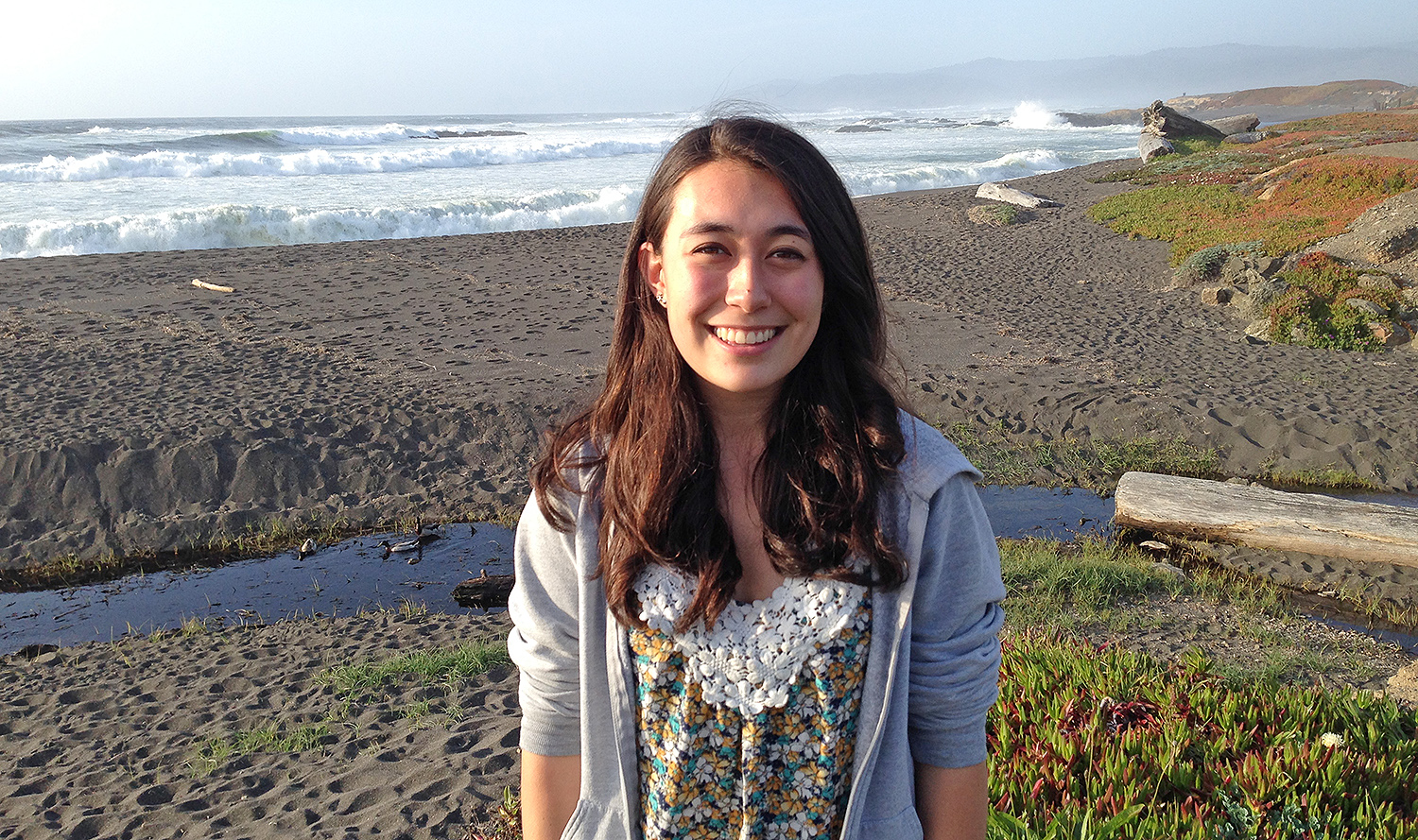 Doris Duke Conservation Scholar Olivia Won '18 is interested in addressing issues of climate justice by reorienting environmental action to work through a place-based, social justice lens.