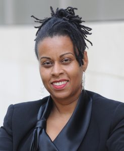 Professor of African American Studies Kali Nicole Gross