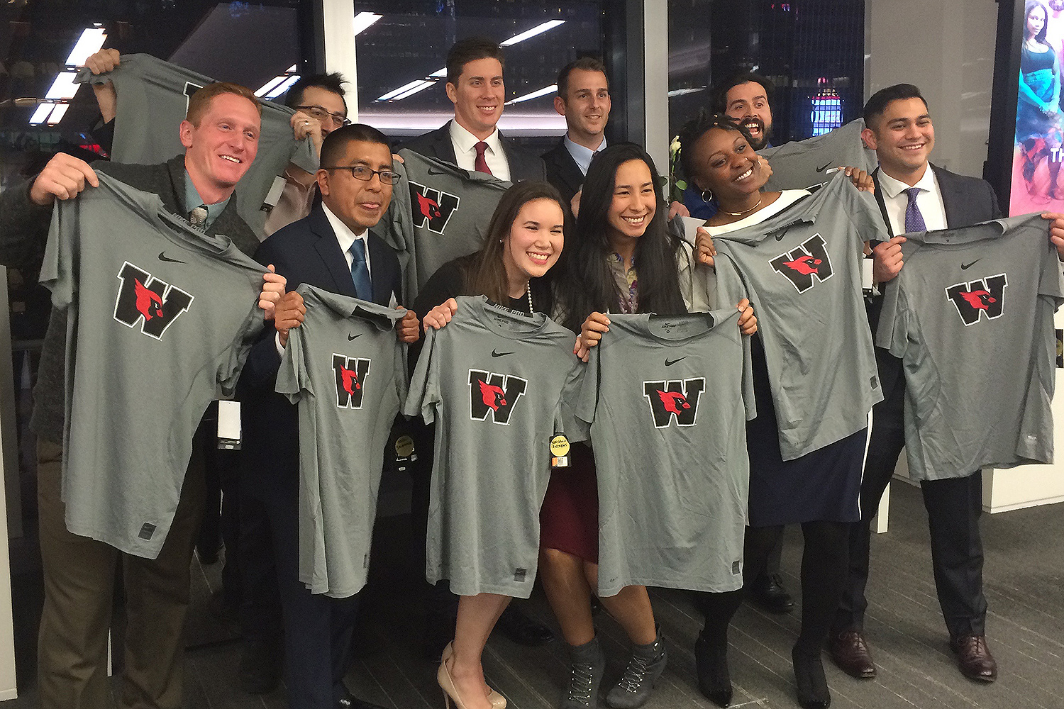 Wesleyan's Posse Foundation Veteran Scholars Program offers a four-year, full-tuition leadership scholarship to military veterans.