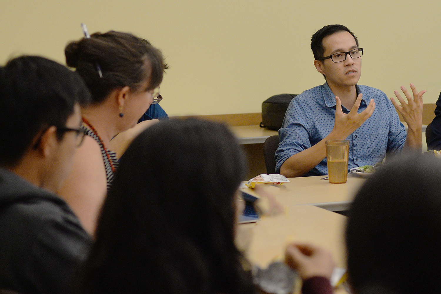 Assured, what asian americans and family culture