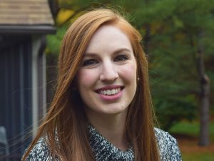 "Jessie Napier '14, who majored in film studies at Wesleyan, served as production assistant for ""The Battle of Chosin."""