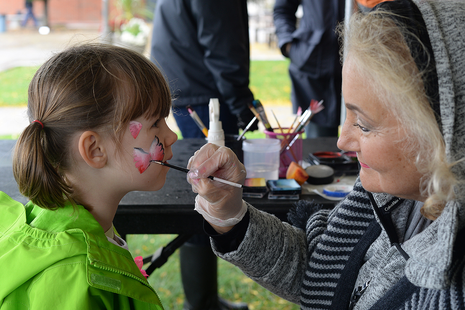 On Oct. 22, alumni, students, families and the Middletown community enjoyed Homecoming and the 4th annual Middletown Day.