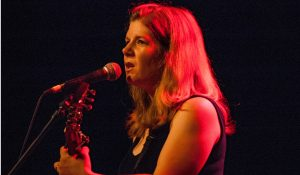 Dar Williams '89 is touring on her Image by Tristan Loper
