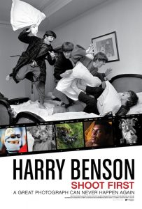 Stephen McCarthy '75 is producer of the new documentary Harry Benson: Shoot First, opening this weekend.