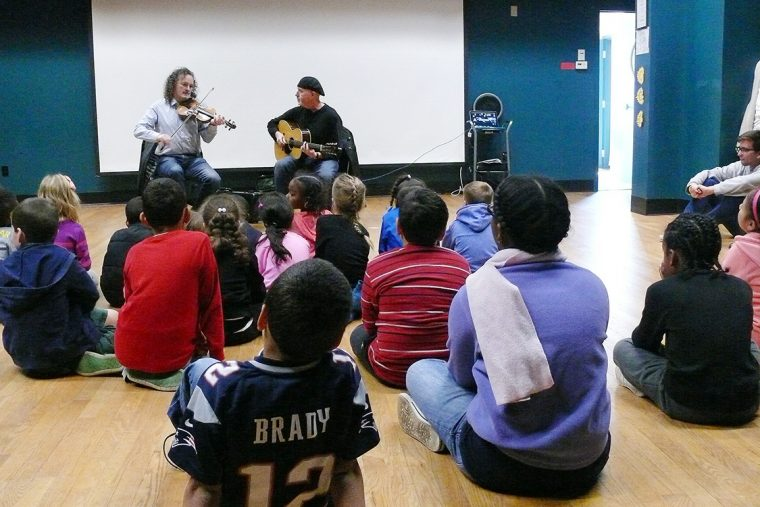 As a partner of Wesleyan's Center for the Arts, GSTLC also provides special workshops, concerts and activities during the AfterSchool program, which highlight the internationally renowned artists appearing on campus.
