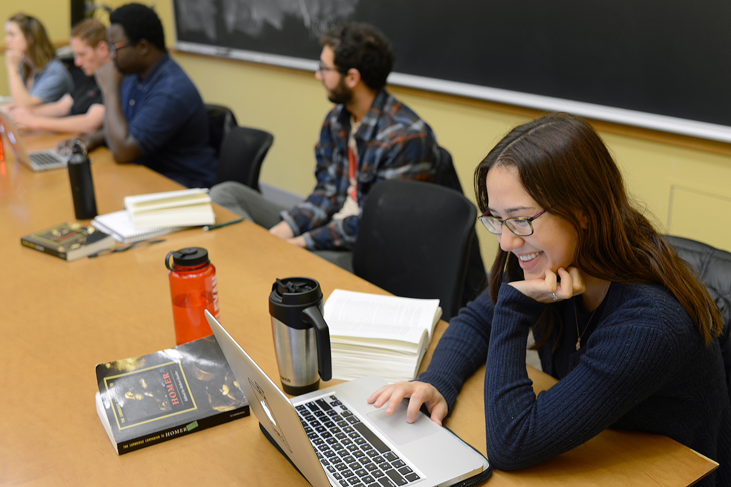 record number of students enroll in winter session news doug foyle associate professor of government taught u s foreign policy this course provided a survey of the content and formulation of american foreign