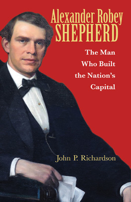 Alexander Robey Shepherd, by John P. Richardson