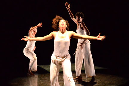As part of a recent National Endowment for the Arts grant, Wesleyan's Center for the Arts was awarded funds for the 2017-2018 Breaking Ground Dance Series. Upcoming performances this season include the return of Urban Bush Women, performing the Connecticut premiere of 'Walking with 'Trane' on March 3.