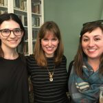 O'Shaughnessy '08, Springer '13, Pasarow '13  Offer Career Advice in Publishing