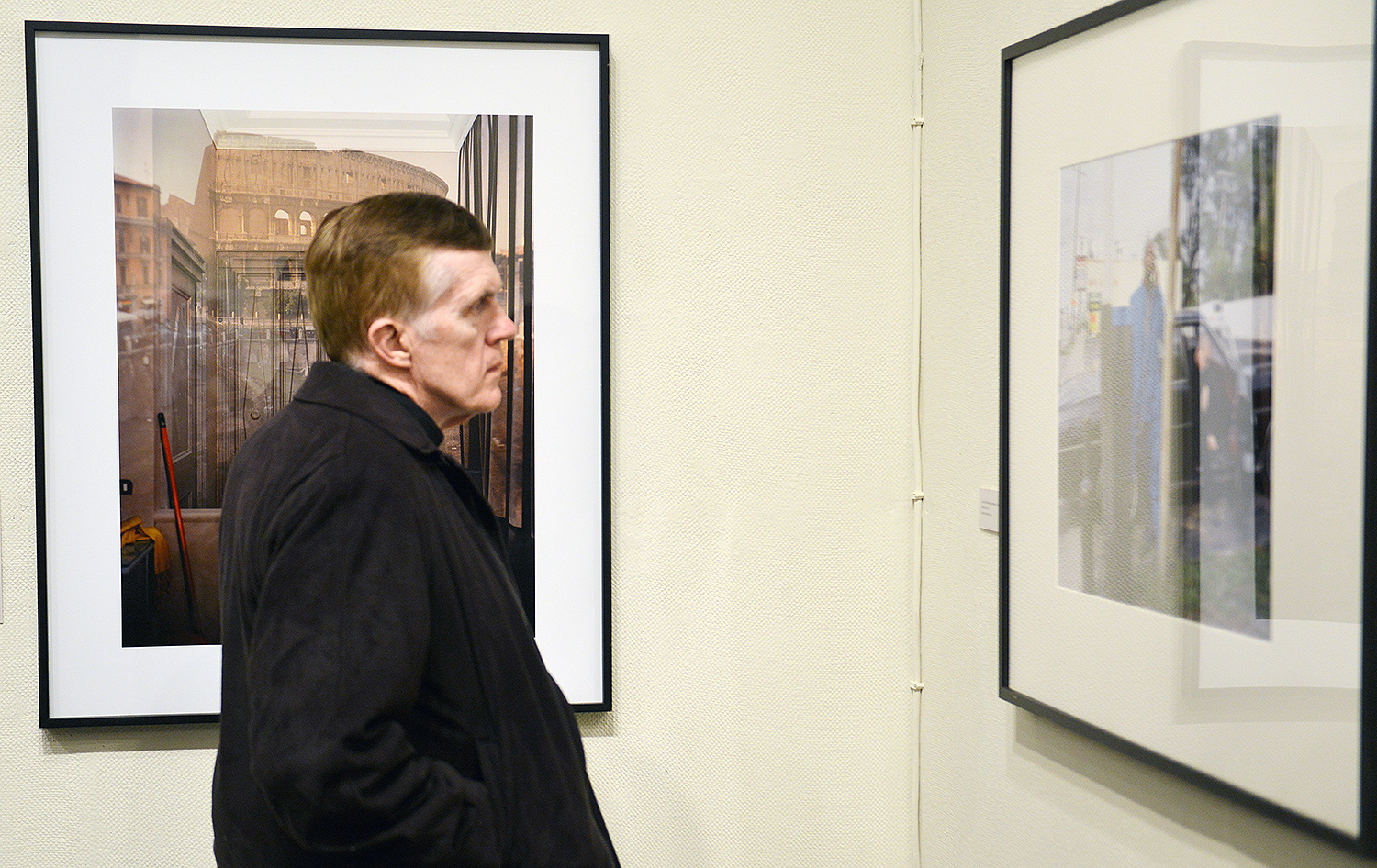 The photographs on display reveal the shift from the intimate scale of gelatin-silver prints to immersive large-scale color digital images, however the artists retain connections to the earlier traditions of landscape, genre, and portrait photography. Featured artists include Adou, Philip-Lorca DiCorcia, George Georgiuo, Richard Misrach, Abelardo Morell, Robert Adams, Joe Deal, and Richard Misrach, Curran Hatleberg, Jem Southam and others.