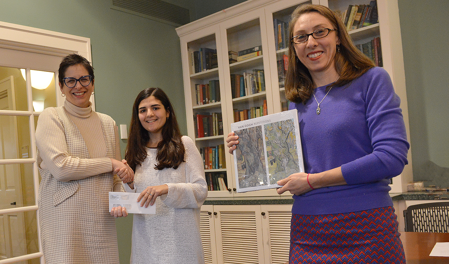 frosh honored for first year seminar essays news wesleyan during her fall semester first year seminars intensive writing course gina savoy 20