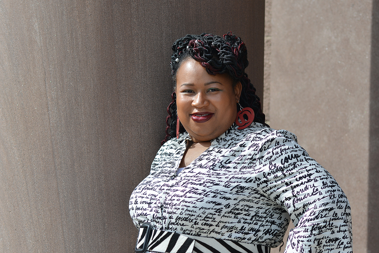 Teshia Levy-Grant '00 is the dean for equity and inclusion at Wesleyan.