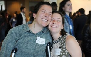 Mira Klein '17 received the White Fellowship for government and the Robert Schumann Distinguished Student Award. Joli Holmes '17 received the Plukas Prize for economics and the Plukas Teaching Apprentice Award.