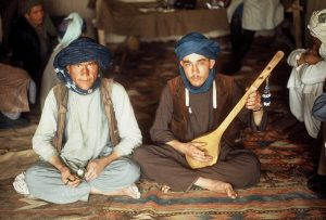 Mark Sloban photographed these musicians in Samangan, located in the northern part of Afghanistan.