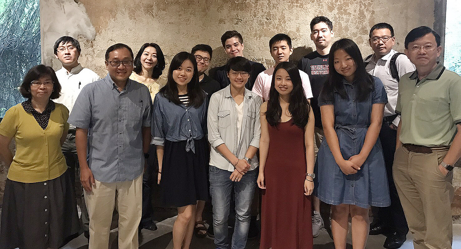 The Taiwan Summer Sendoff, held June 17, was organized and sponsored by Mark Hsieh and May Chao.