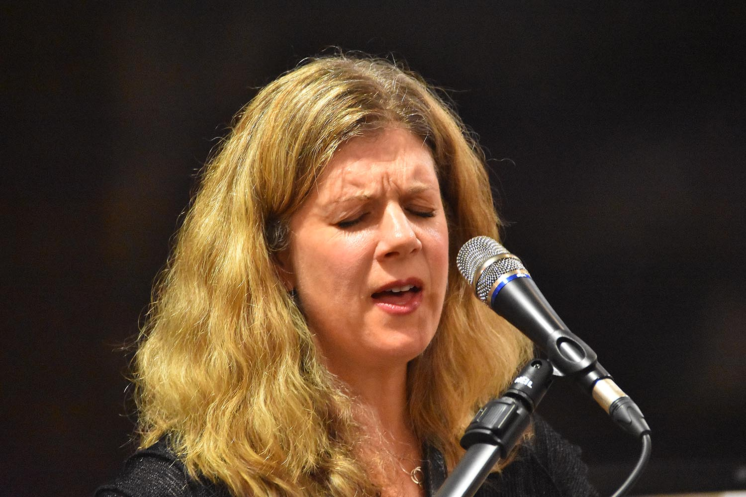 Singer-songwriter Dar Williams '89 performed, and read from her new book, at Wesleyan RJ Julia Bookstore on Oct. 10.