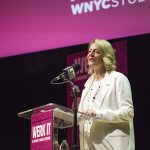 WNYC's Walker '79 P'21 at Werk It: 'Lean In to Podcasting'