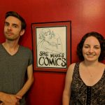 She Makes Comics: Award-Winning Film by Stotter '13, Meaney '07 Available on Netflix