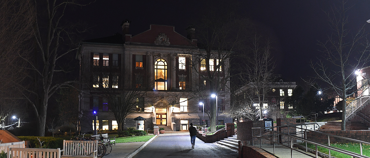 Allbritton Hall.