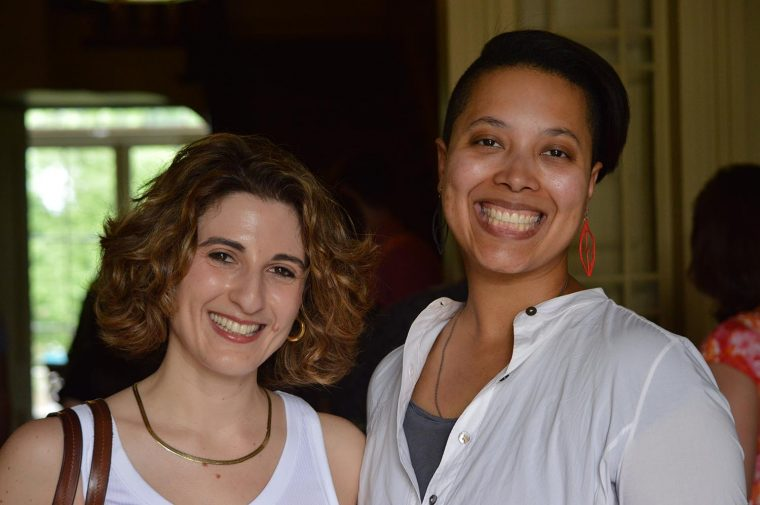 Miriam Gottfried '05 and Xiomara Lorenzo '05 served as co-editors-in-chief in Fall 2003. Gottfried is now a reporter at The Wall Street Journal, and Lorenzo is a corporate strategist and product manager of Society of Grownups.