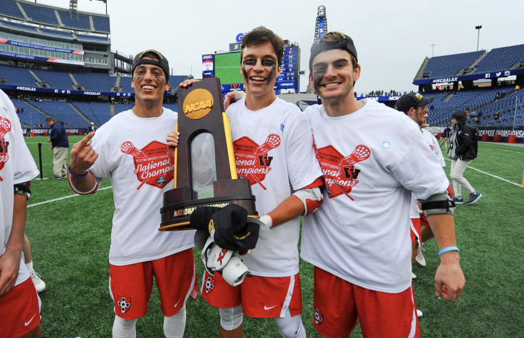 The men's lacrosse program is just the second team in the history of the University to play in the national championship, joining the 1994 Wesleyan baseball team who finished as runner-up.