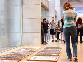 Decay & Forever will be on exhibit through Dec. 9. The Zilkha Gallery's hours are noon to 5 p.m. Tuesday and Wednesday; noon to 7 p.m. on Thursday; and noon to 5 p.m. Friday through Sunday. The gallery is free and open to the public.