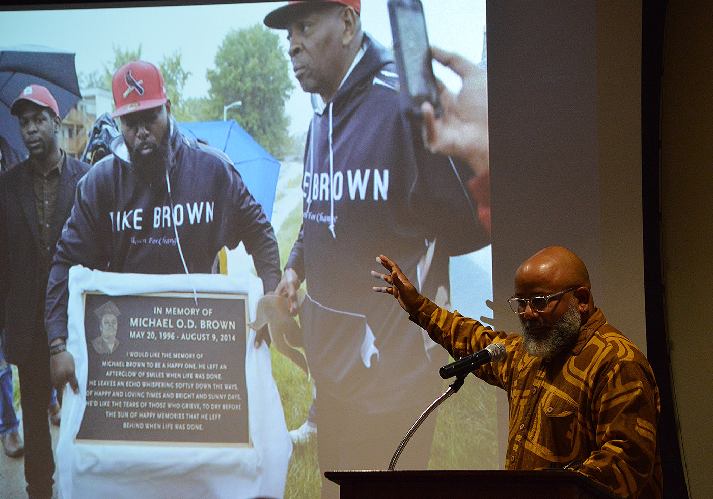 The 26th Annual Dwight L. Greene Symposium presented Black Phoenix Rising, a multimedia, digital scholarship, and cultural arts project exploring black people's ways of resisting material and symbolic death in American life and culture.