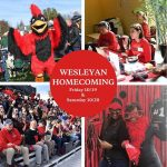 2018 Homecoming Game Features Cardinals vs. Amherst on Oct. 20