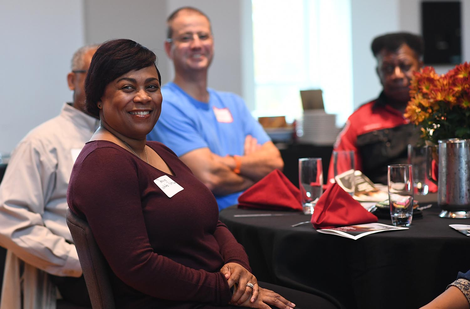 On Nov. 2, the Office of Human Resources hosted its annual Service Recognition Luncheon for employees who have worked at Wesleyan for 20, 25, 30, 35, and 40 or more years.