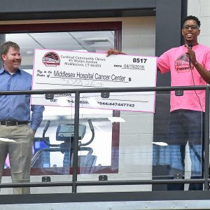 In 2018, the Cardinal Community Classic raised $3,088 for the Middlesex Hospital's Comprehensive Breast Cancer Center.