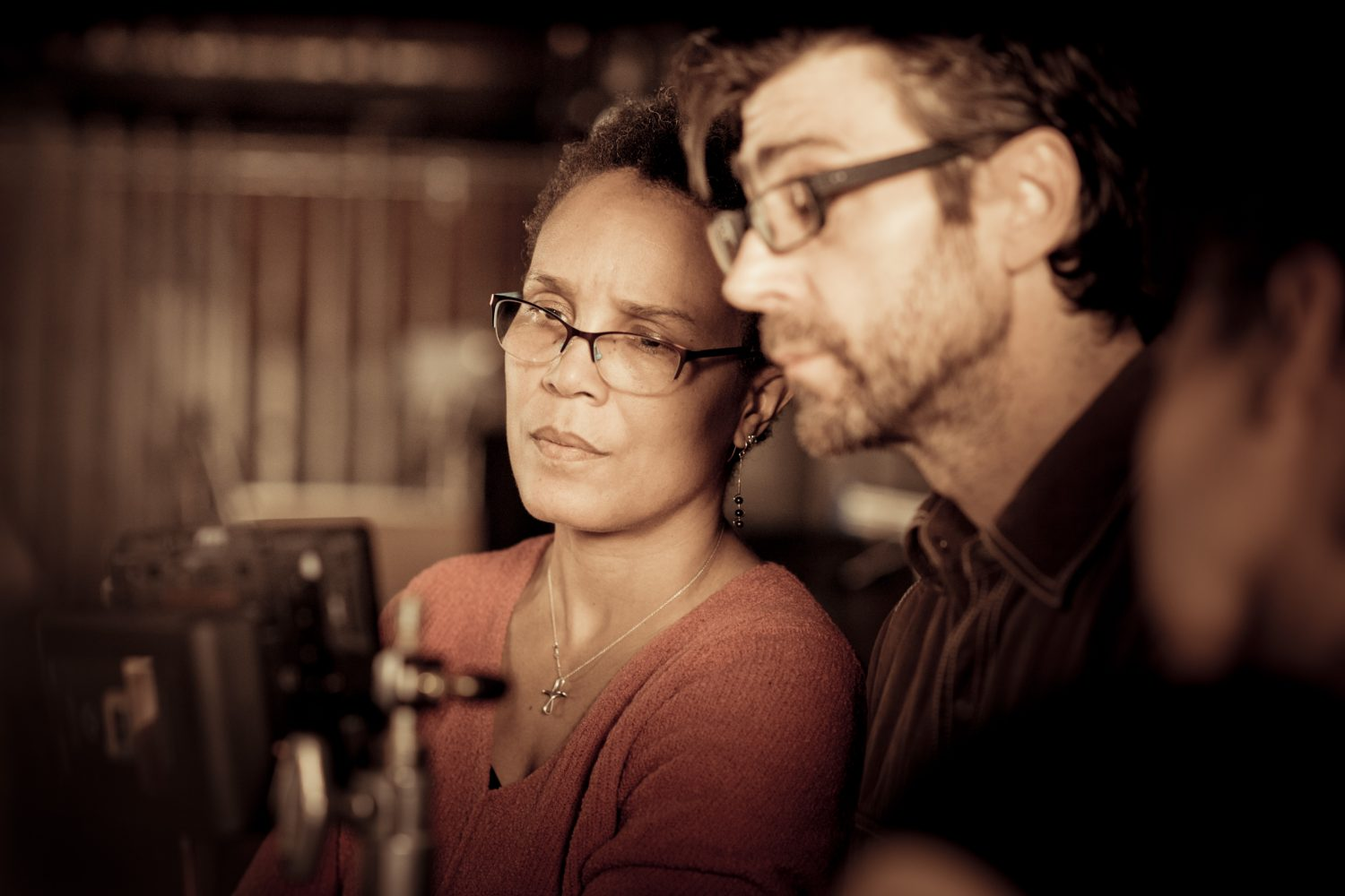Beginning this fall, the Wesleyan Documentary Project will be led by Tracy Heather Strain and Randall MacLowry '86, the duo behind the Boston-based documentary film company The Film Posse.