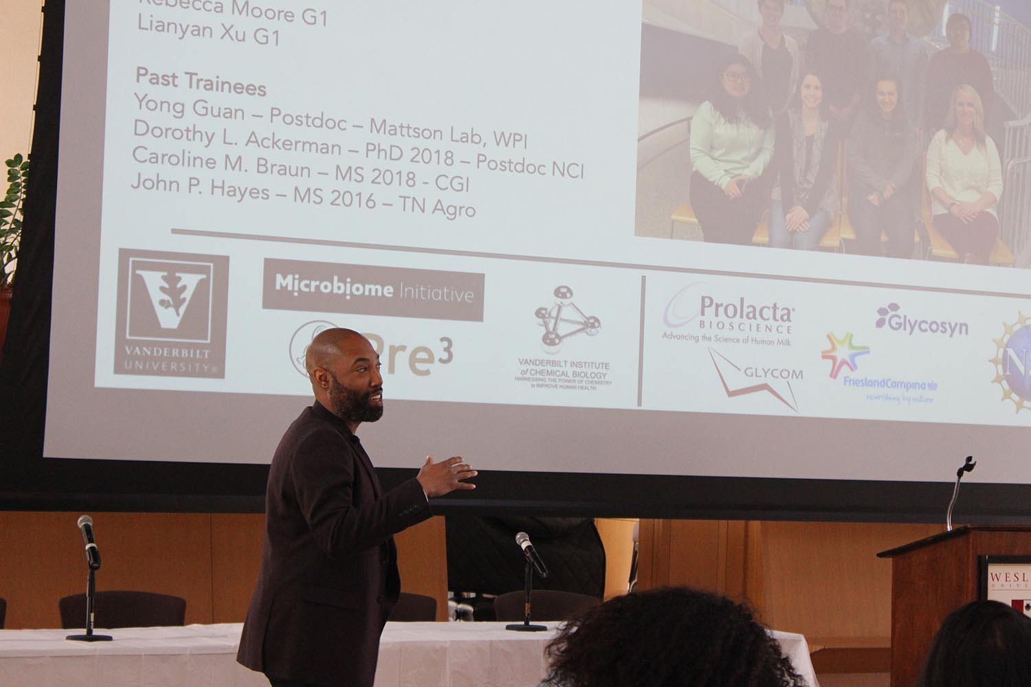 The conference included a keynote speaker, a workshop on Research Basics, and a workshop on Career Development. Discussions focused on what underrepresented and marginalized students need to know about research and the prospects it offers in academia and professional environments.