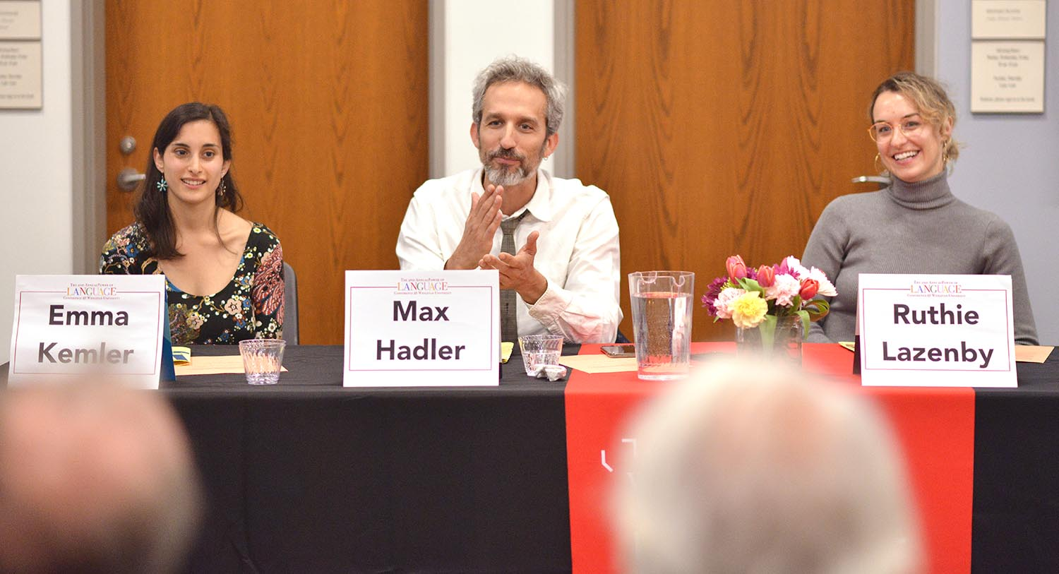 "Max Hadler grew up around many Spanish speakers and ""many soccer fans"" in New Haven, Conn. ""Speaking the same language helps one identify with people,"" he said. ""Early childhood education with language immersion has to be a priority. When you are immersed, that's when you'll really learn the language."""