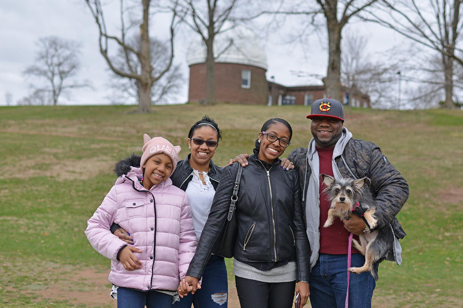 All Class of 2023 admitted students and their families were welcomed to Wesleyan April 10-12 for WesFest.