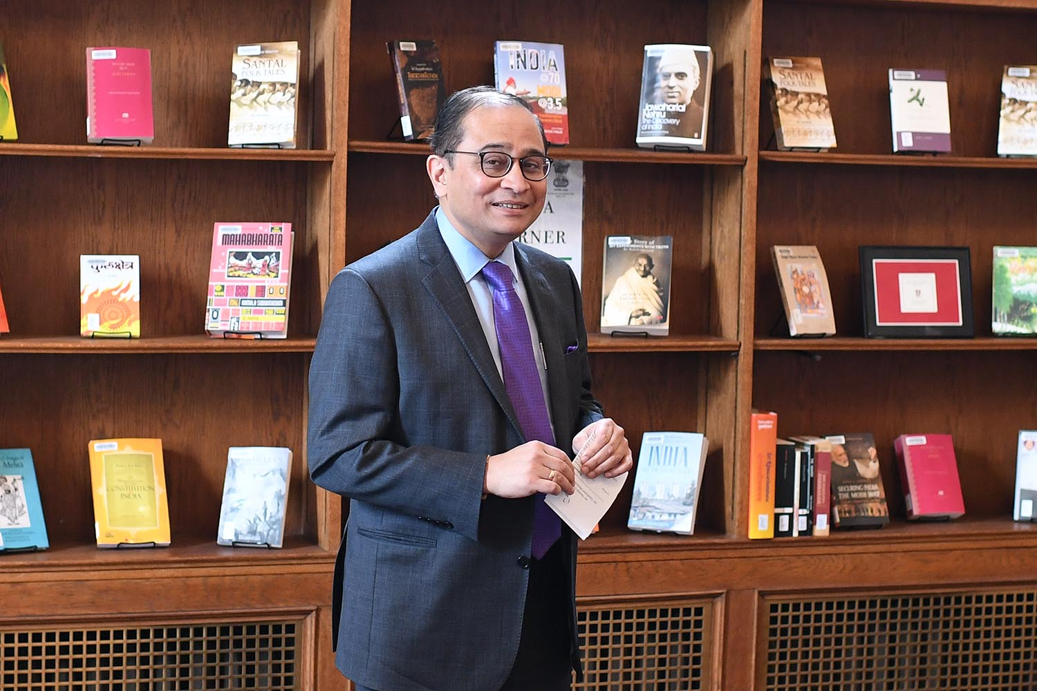 Consul Chakravorty, a member of the Indian Foreign Service (IFS) since 1996, became the Consul General of India in New York in August 2017. He was formerly the Ambassador of India to Peru and Bolivia.