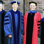 Fowler, Northrop, Siry Receive Binswanger Prizes for Excellence in Teaching